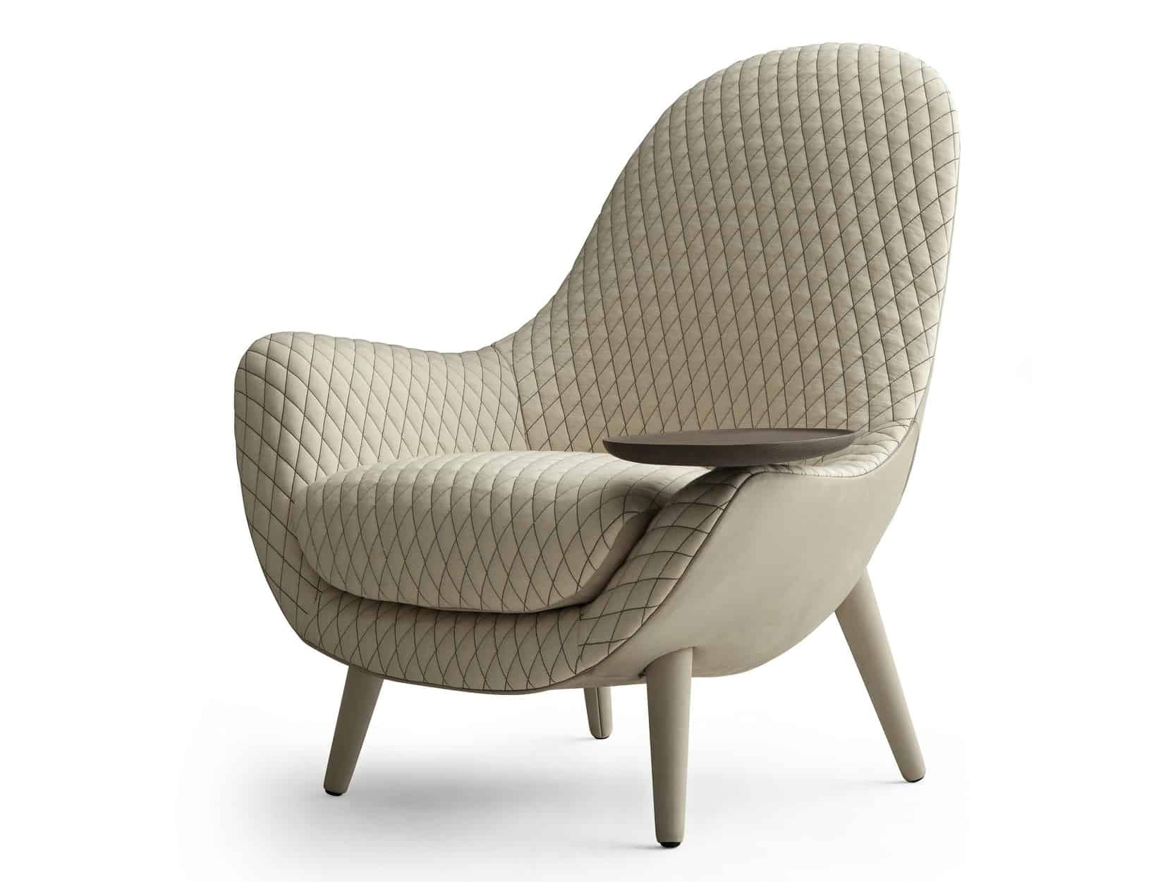 Lounge Armchair Mad King By Marcel Wanders For Poliform