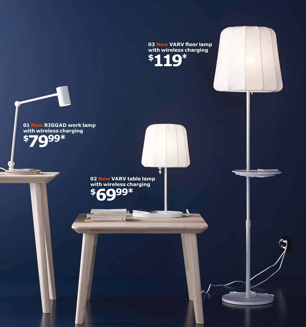 Ikea 2016 New Lighting Fixtures Go Led Only