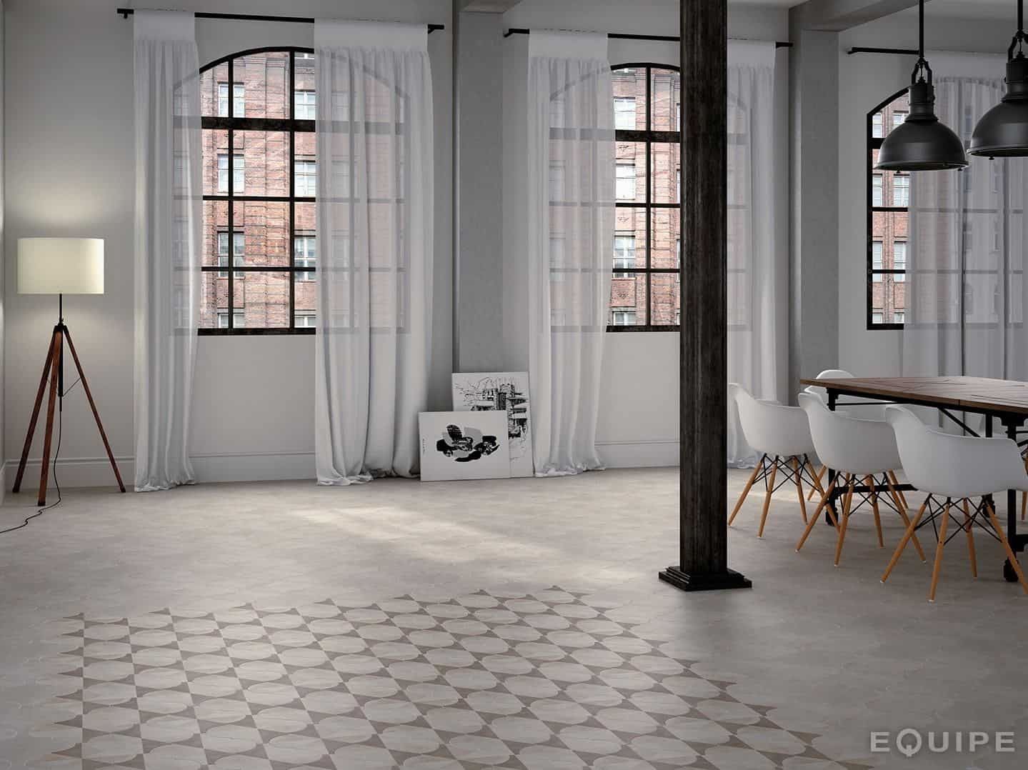 21 arabesque tile ideas for floor wall and backsplash view in gallery arabesque shaped tile faux carpet equipe 16g dailygadgetfo Image collections