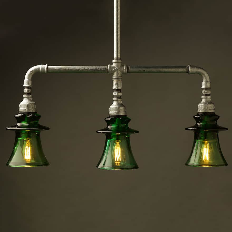 View In Gallery Edison Light Ideas Globes Hanging Jpg