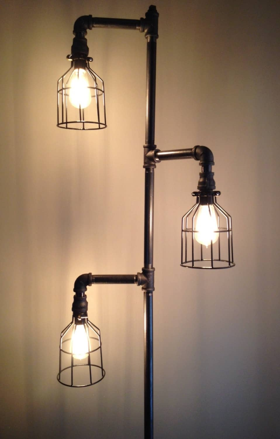 Cool Lighting Ideas Part - 46: View In Gallery Edison-light-ideas-floor-lamp-pipe-2.jpg