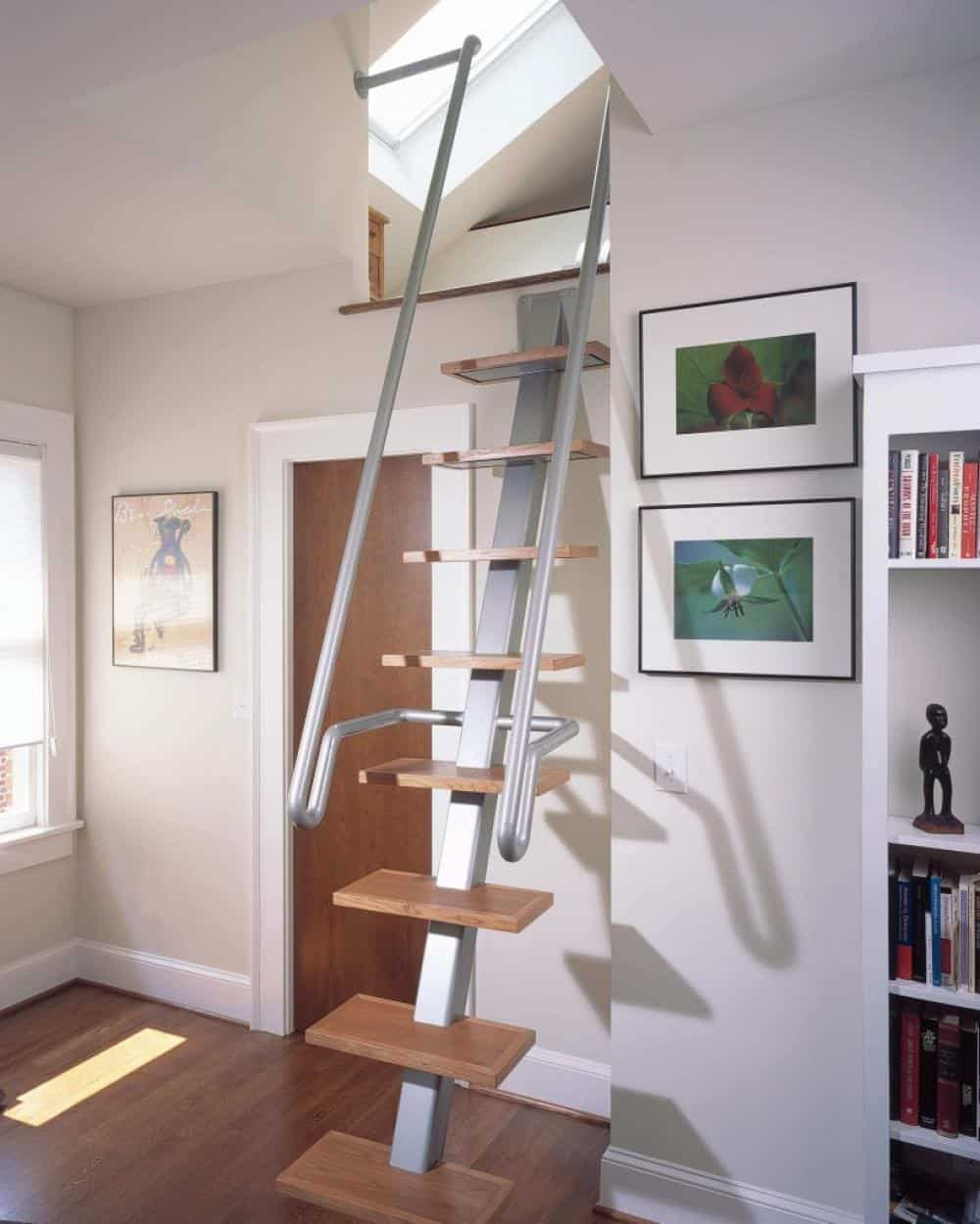 Home Design Ideas For Small Spaces: Unique And Creative Staircase Designs For Modern Homes