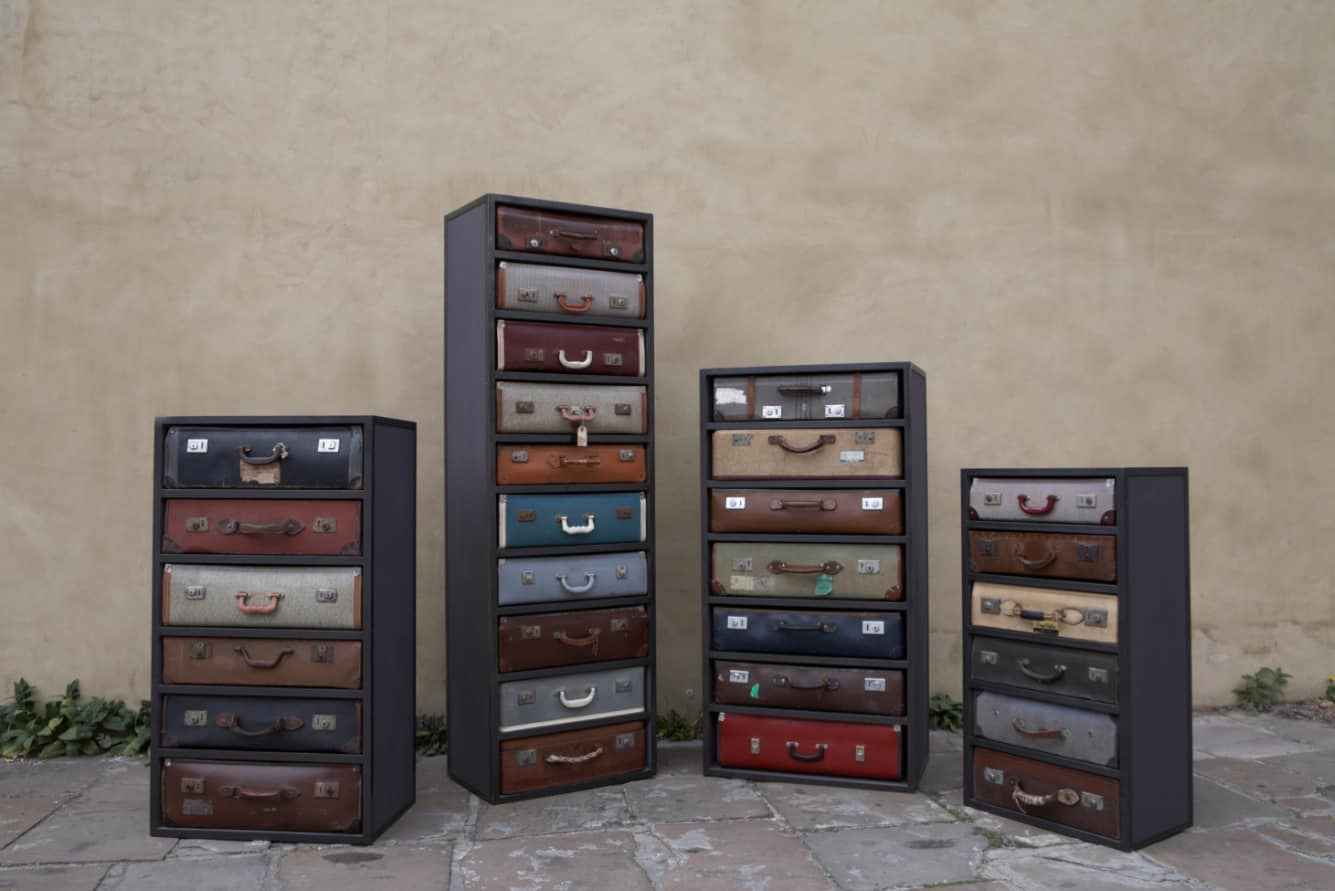 Attractive View In Gallery Recycled Furniture Suitcase Dresser James