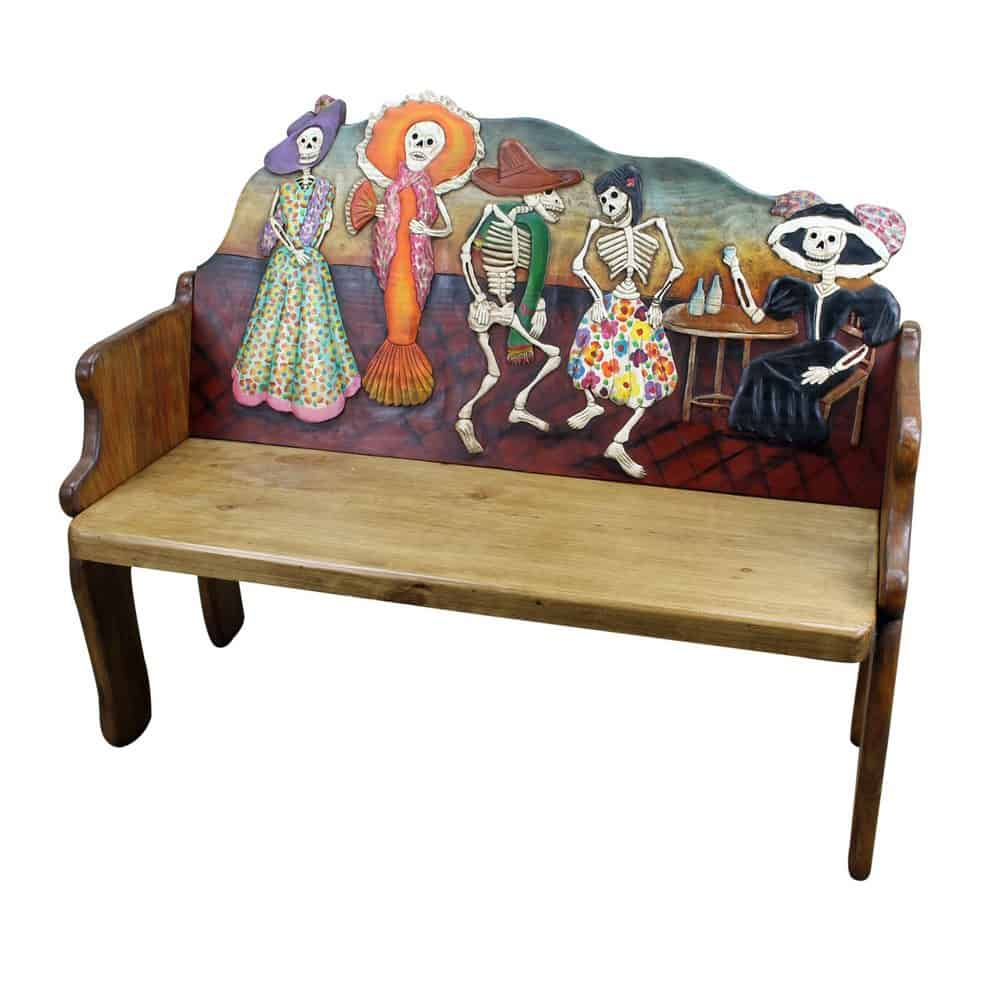 Day of the dead decor its the new halloween view in gallery day of the dead decor benchg dailygadgetfo Choice Image