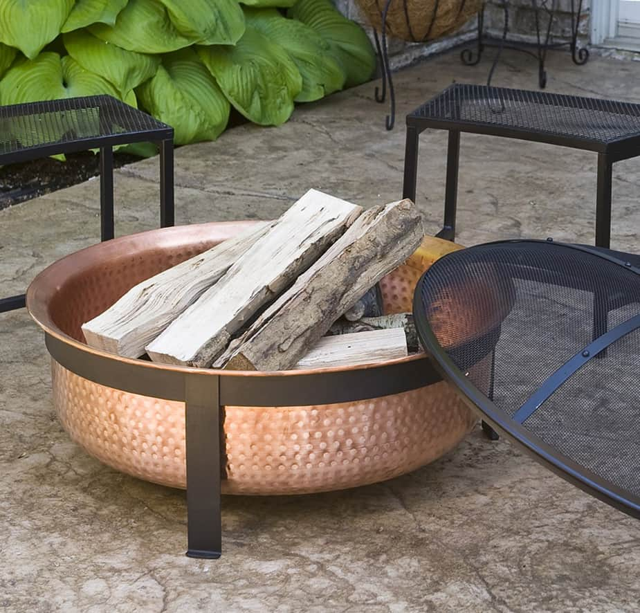 35 Metal Fire Pit Designs and Outdoor Setting Ideas on Fire Pit Design  id=19646