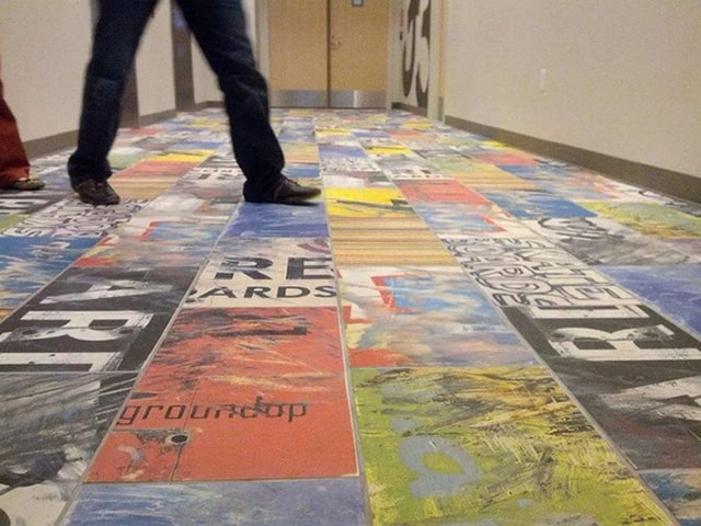 View in gallery unusual-tile-ideas-recycled-skateboard-2.jpg & 21 Unusual Tile Ideas