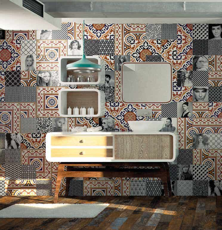 21 Unusual Tile Ideas