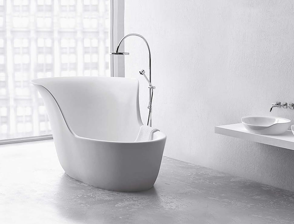 Bath And Shower Com mini bathtub and shower combos for small bathrooms