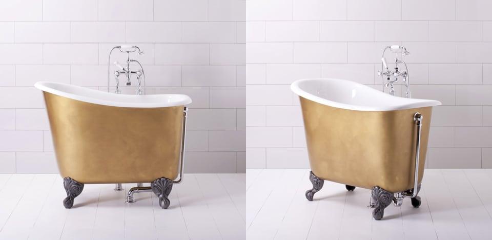 Mini Bathtub And Shower Combos For Small Bathrooms - Bathtub options small bathroom