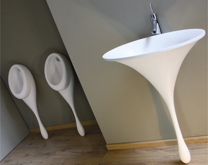 Unusual And Creative Bathroom Sinks
