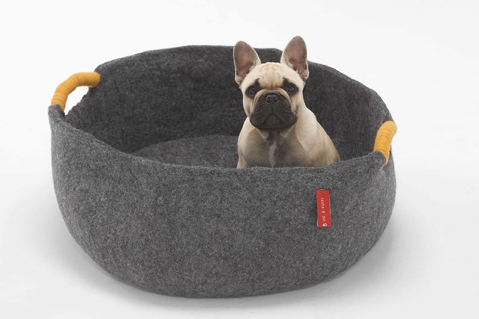 cave luxury bed cosy dog uk large cozy
