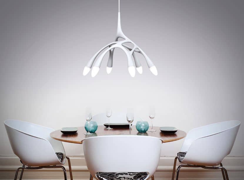 25 coolest hanging lights for modern source · view in gallery