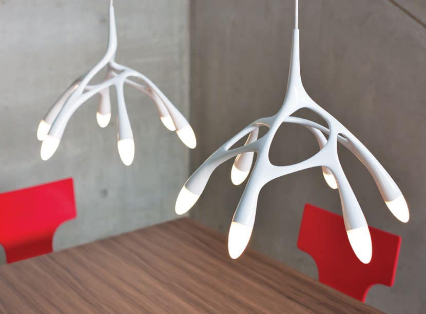 Unique Pendant Lighting Fixtures. View in gallery  25 Coolest Hanging Lights for Modern Rooms