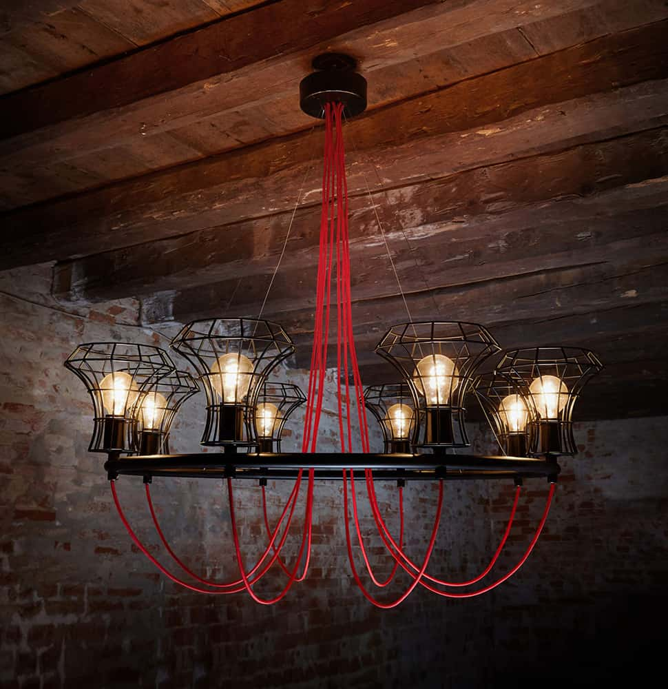 25 coolest hanging lights for modern rooms view in gallery aloadofball Choice Image