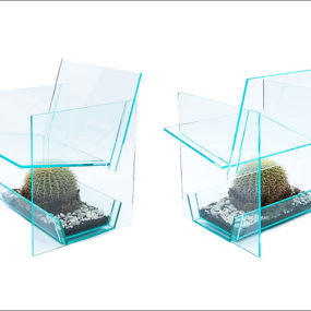 Cactus Chair by Vedat Ulgen redefines the art of Pointillism