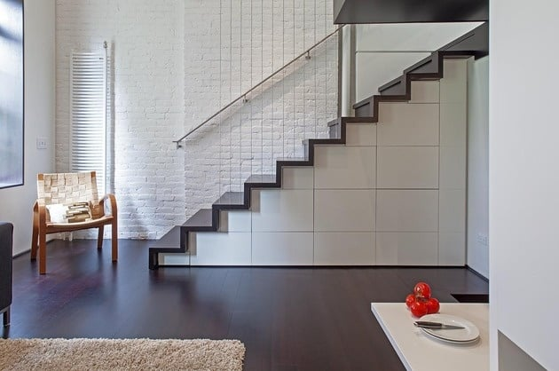 Self Supporting Staircase Interesting 15 Geometric Staircase Designs  Decorating Inspiration