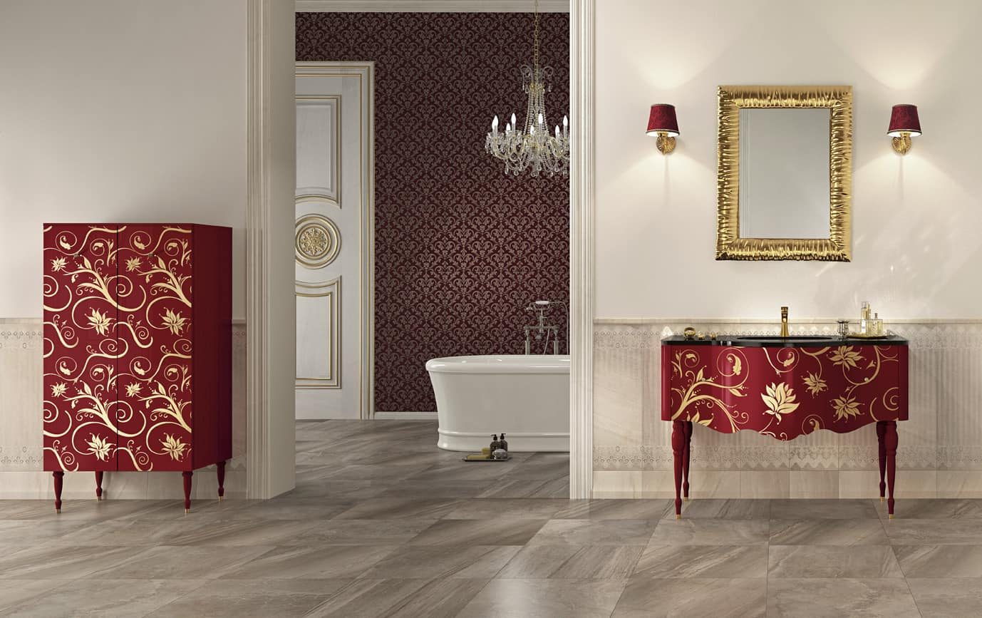 Italian Bathrooms 15 Classic Italian Bathroom Vanities For A Chic Style