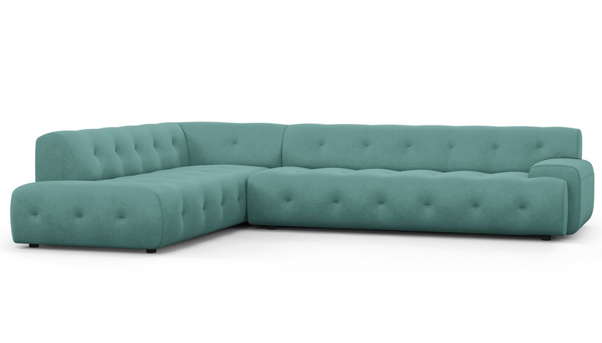 blogger large 3 seat sofa by roche bobois. Black Bedroom Furniture Sets. Home Design Ideas
