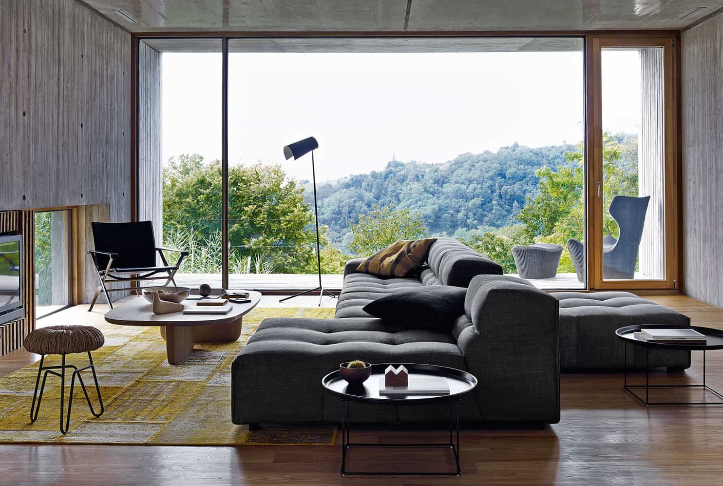 This Trendy Cubic Sofa Is A New Addition To Tufty Time
