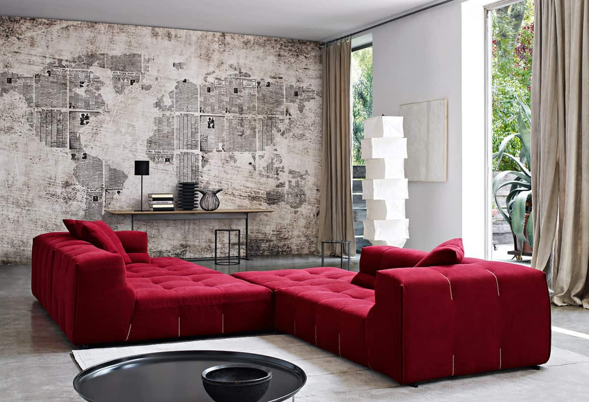 This Trendy Cubic Sofa is a New Addition to Tufty Time Collection ...