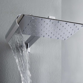 Shower Head Trends latest in luxury shower heads
