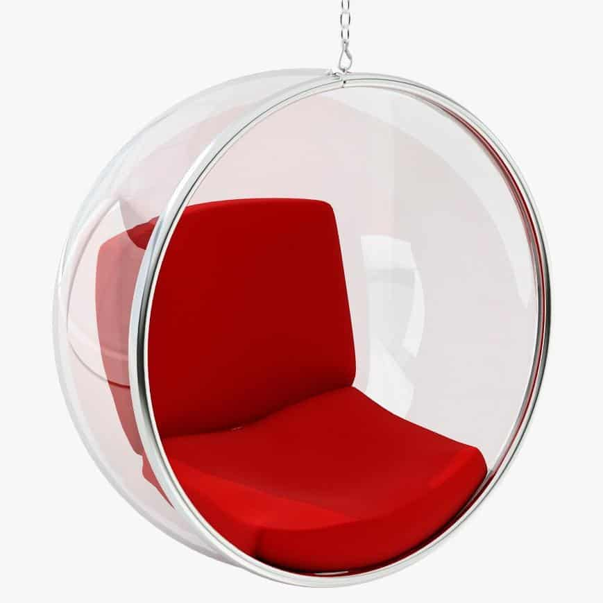 If We Are Going To Reference Classics It Would Be Remiss Not To Showcase  The Amazing 1968 Bubble Chair By Aarnio Eero Which Is Still In Production.