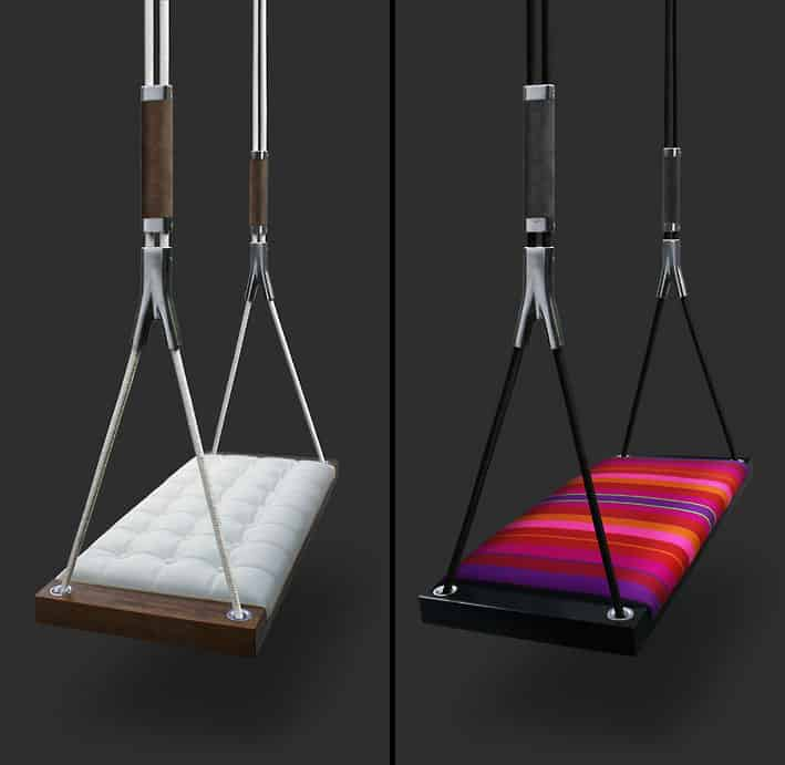 If You Like An Indoor Swing Seat To Really Swing Then The Swing Sving Is  The Suspended Seat For You. Itu0027s A Pretty Luxurious Seat That Is  Upholstered In ...