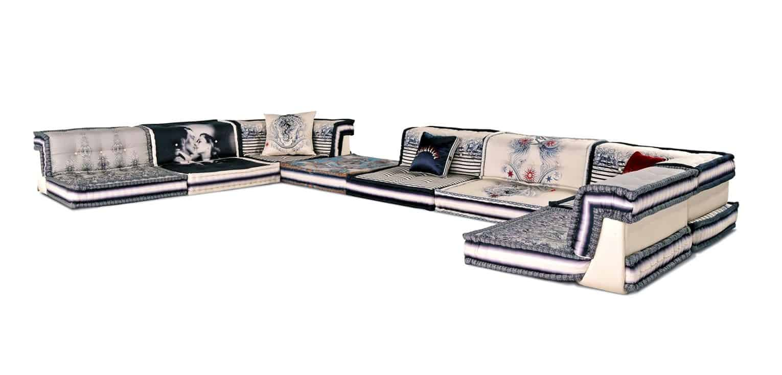 Mahjong sofa dimensions sofa the honoroak for Mah jong modular sofa knock off