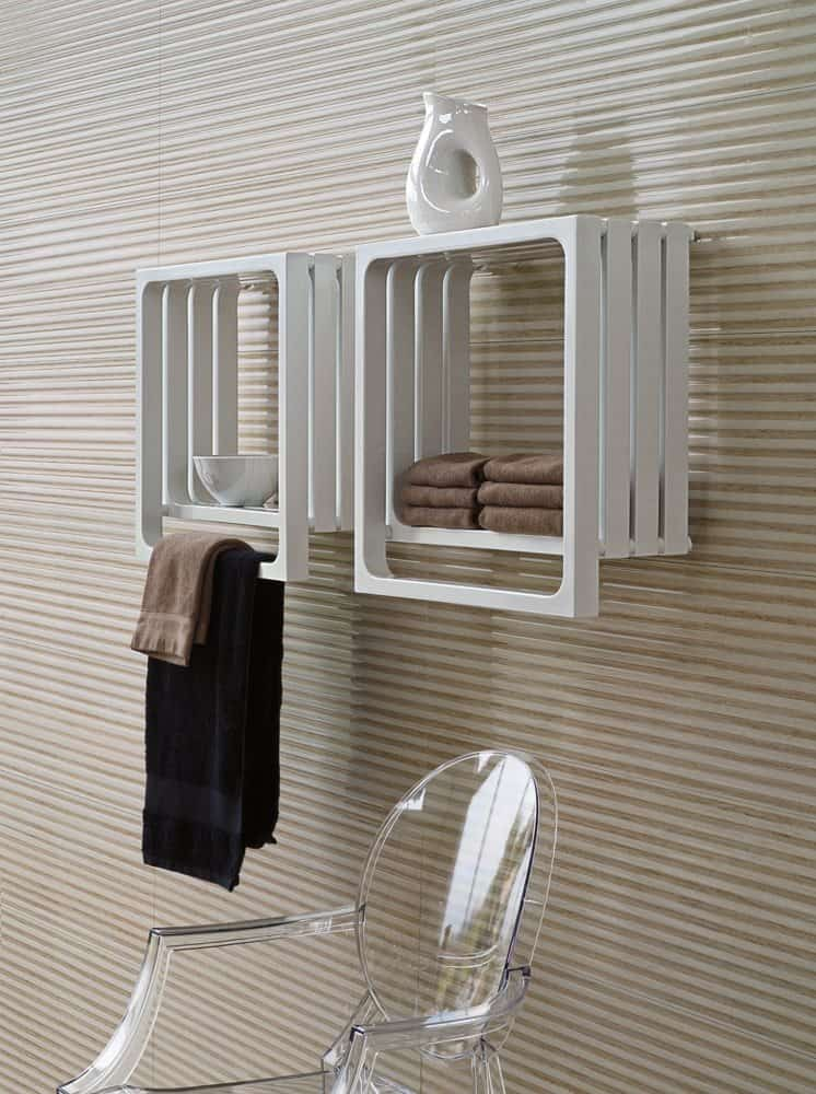 Best of modern home radiators and towel warmers for a for Radiateur salle de bain design