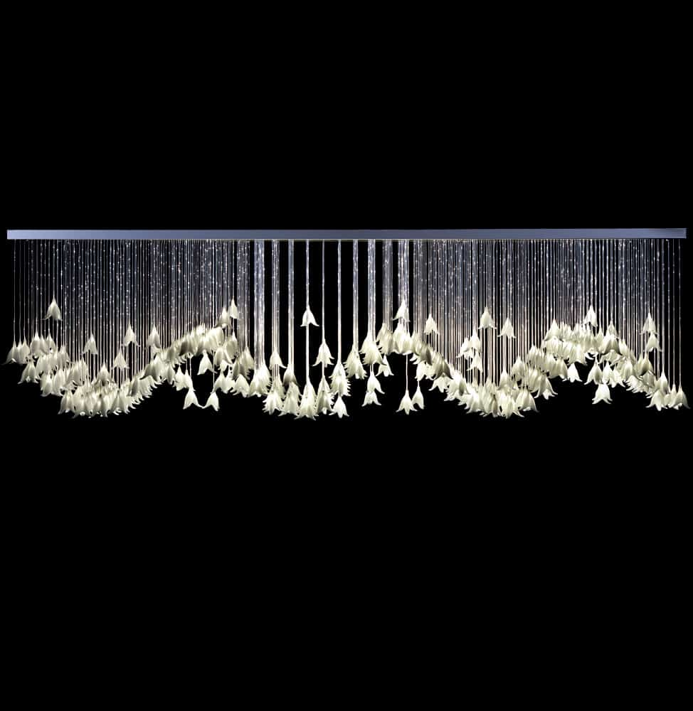 Designer Fiber Optic Lighting By Sharon Marsten Is Beyond