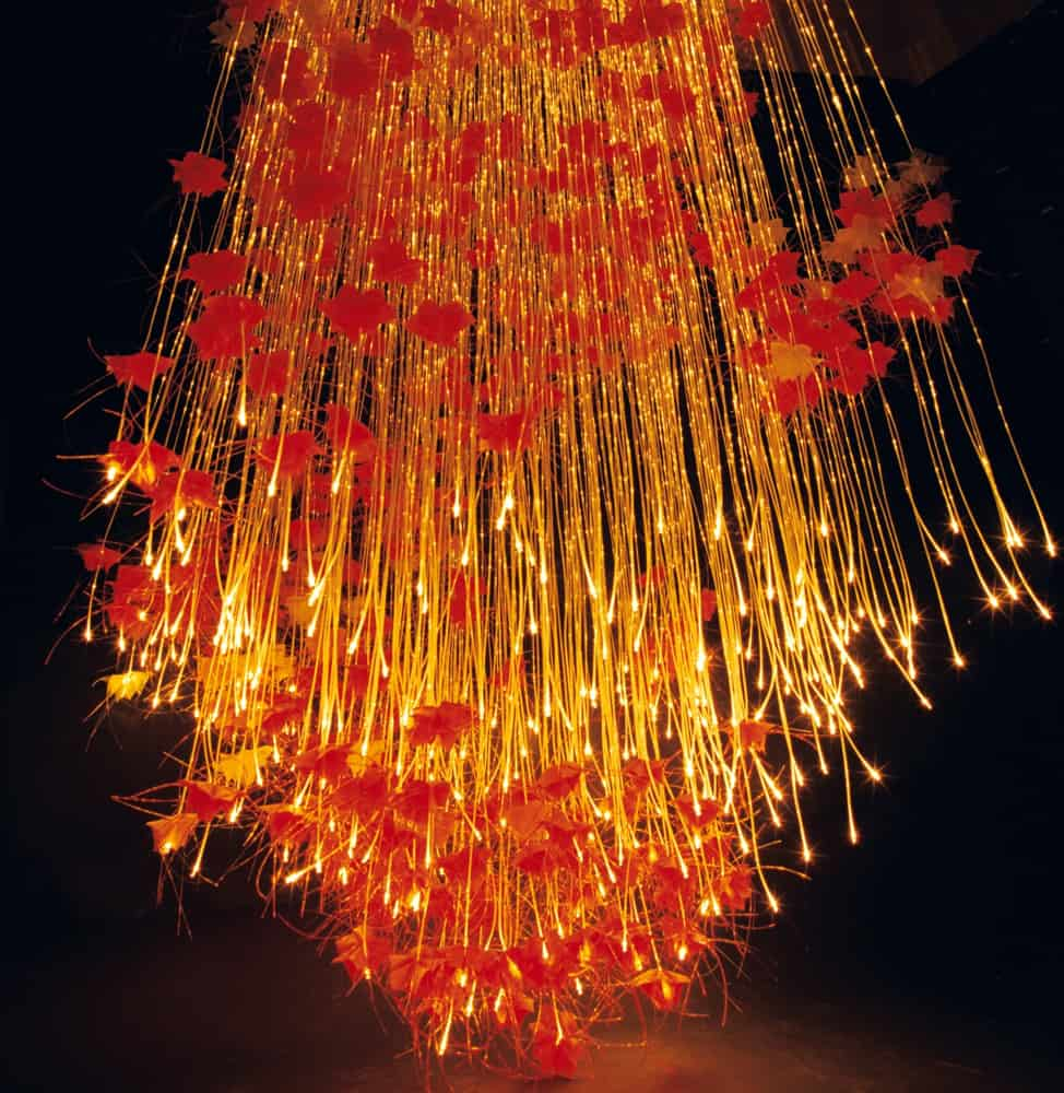 Fiber optic lighting by sharon marsten is beyond stunning designer fiber optic lighting by sharon marsten is beyond stunning arubaitofo Images