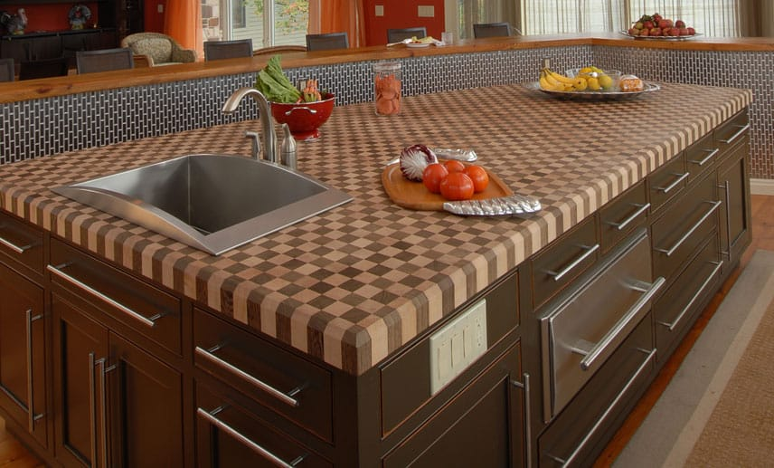 Image result for picture of a patterned kitchen countertop