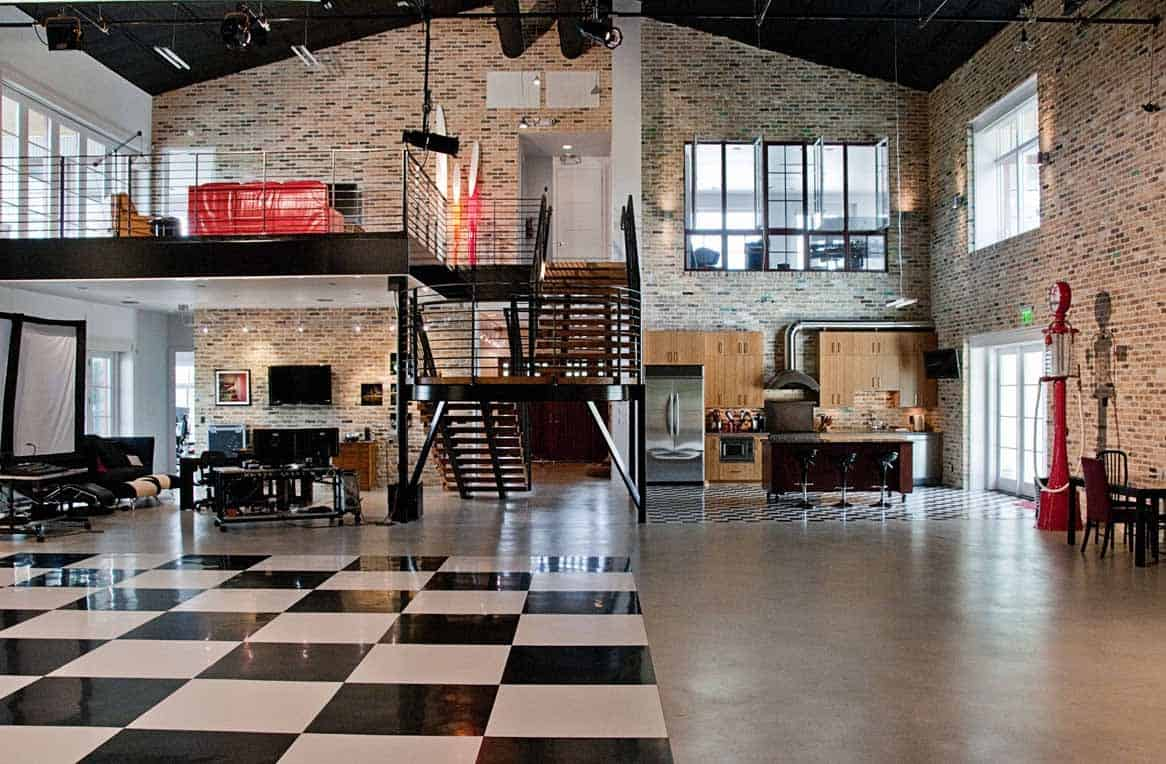 Simple remodel chess floors can change the game for Industrial flooring for homes