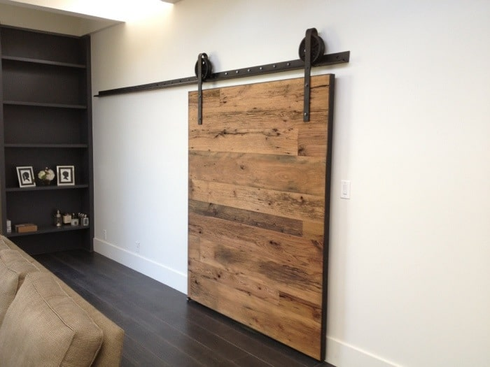 Gentil Architectural Accents: Sliding Barn Doors For The Home