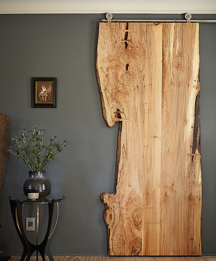 Bon Architectural Accents: Sliding Barn Doors For The Home