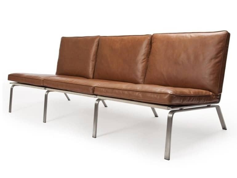 40 elegant modern sofas for cool living rooms. Black Bedroom Furniture Sets. Home Design Ideas