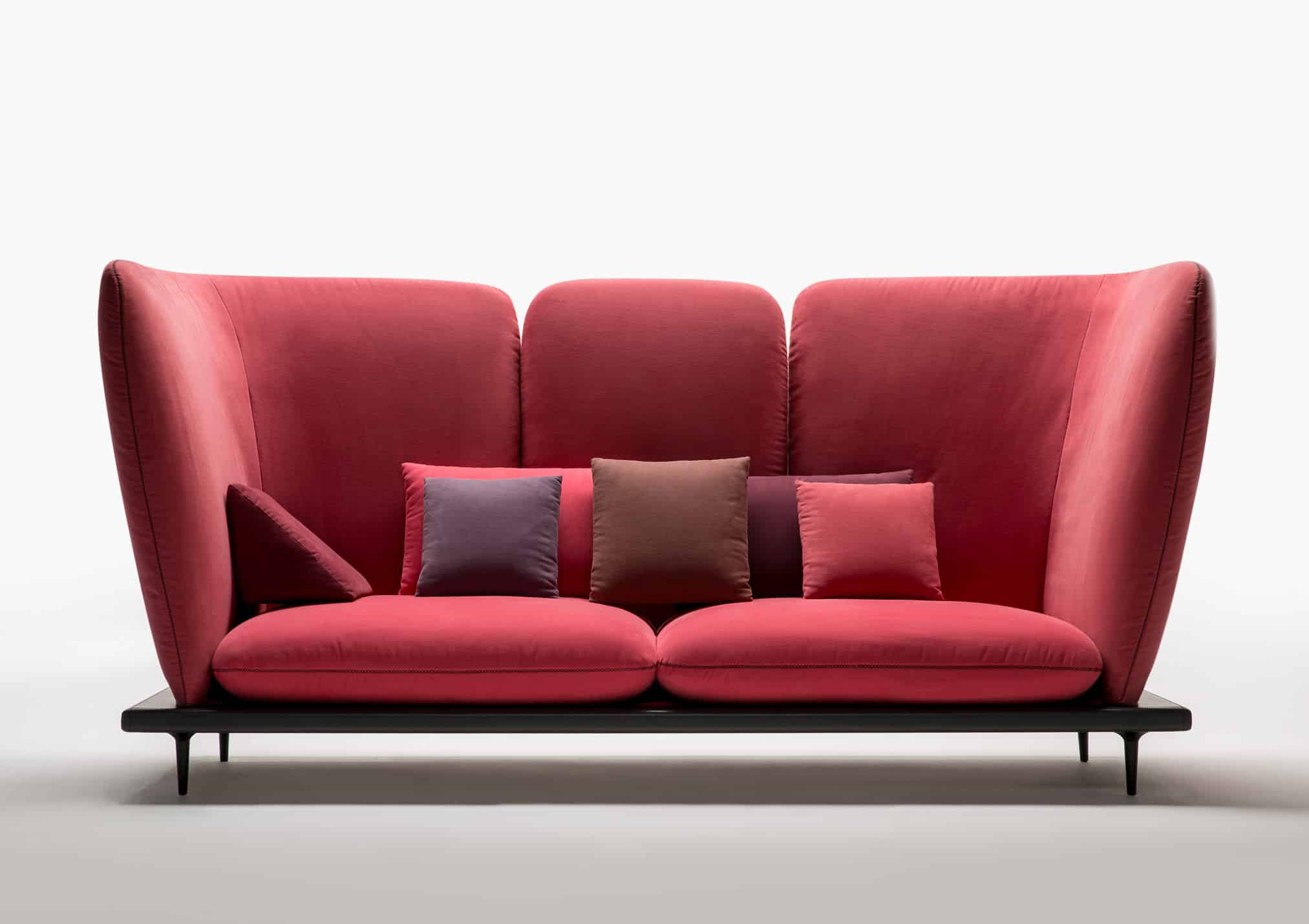 40 elegant modern sofas for cool living rooms for Modern living sofa
