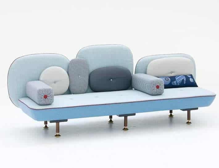 Elegant Modern Sofas For Cool Living Rooms