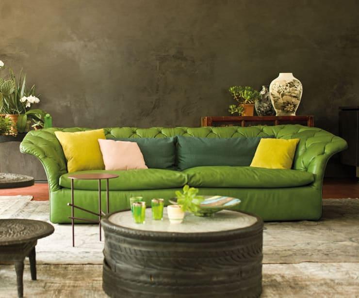 40 Elegant Modern Sofas for Cool Living Rooms
