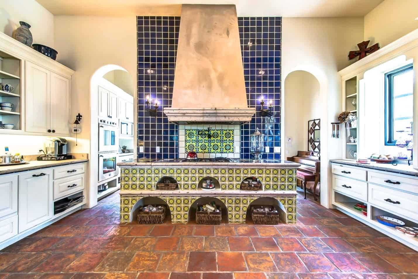 Tiled Kitchens Ideas 44 Top Talavera Tile Design Ideas