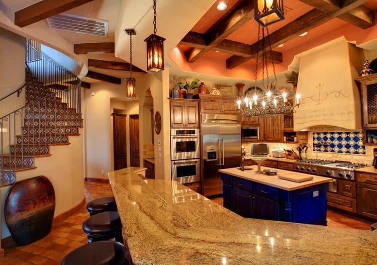 Modern Southwest Kitchen Designs