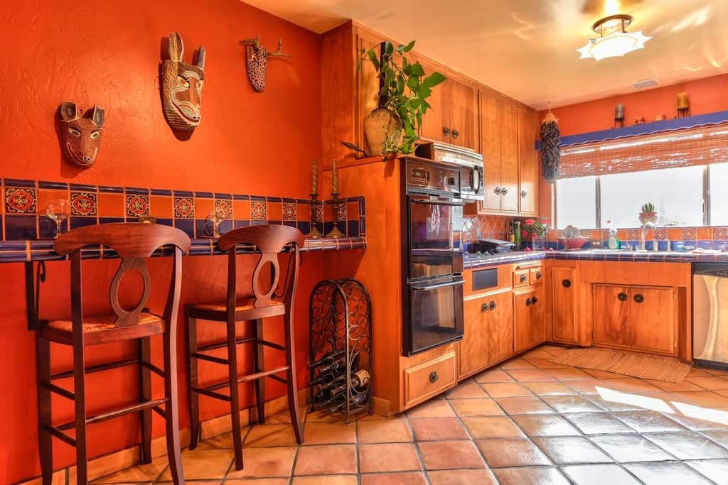 Red Kitchen Tile Design Ideas ~ Top talavera tile design ideas