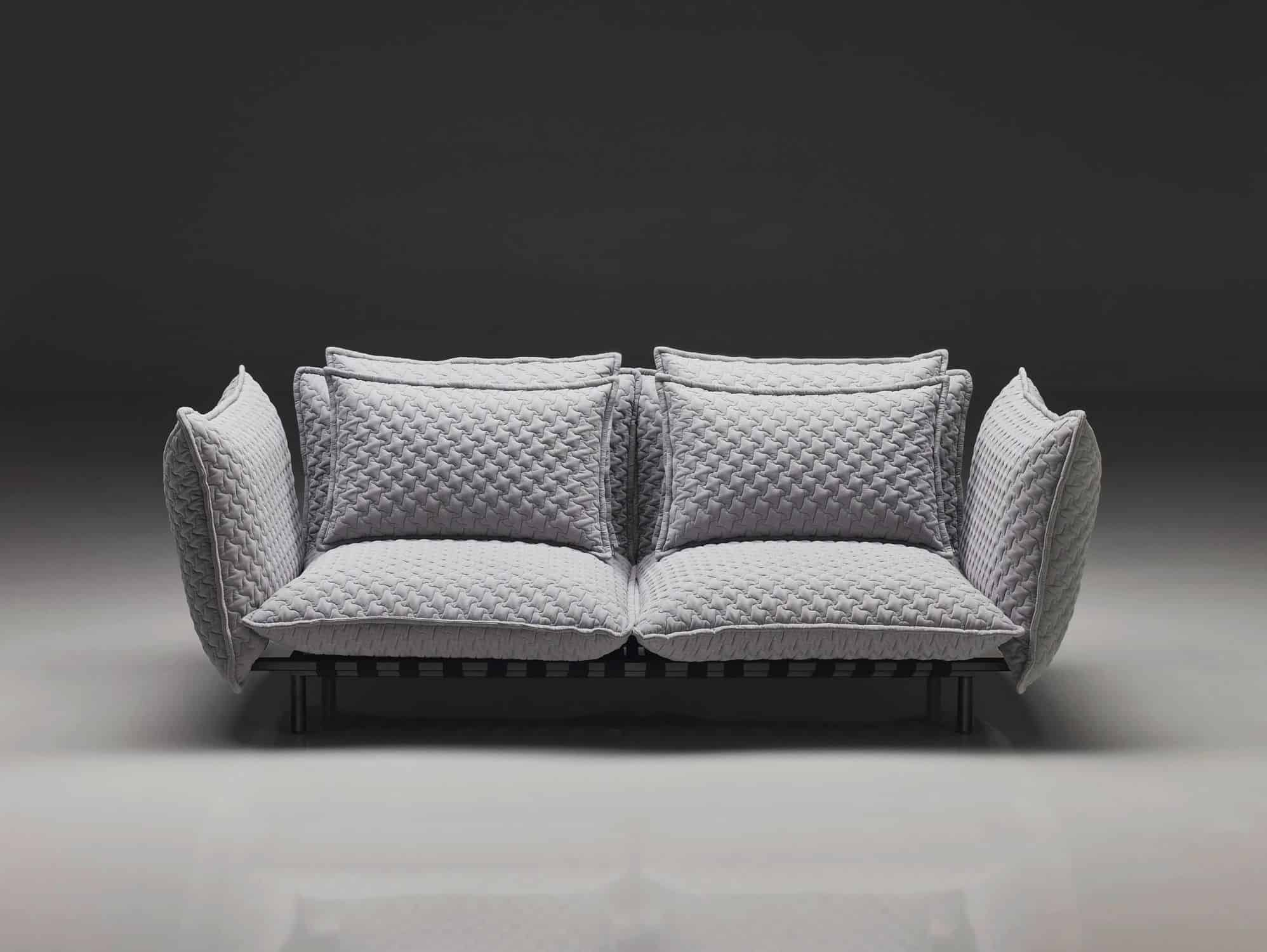 View In Gallery Metal Sofas Trendy 9