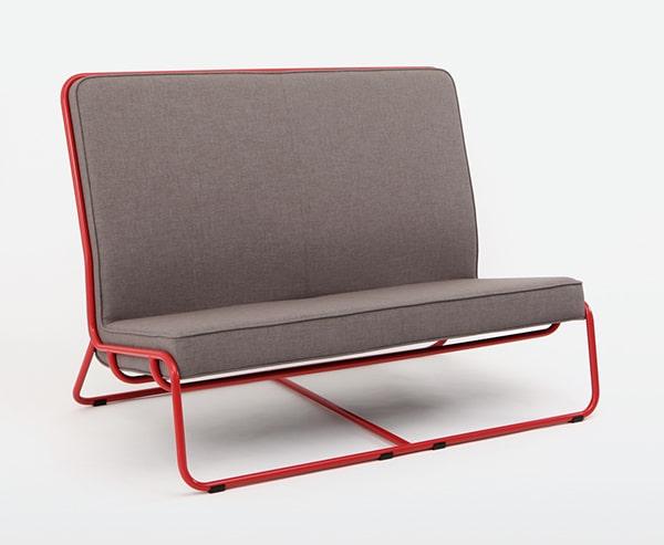 View In Gallery Metal Sofas Trendy 14 Jpg