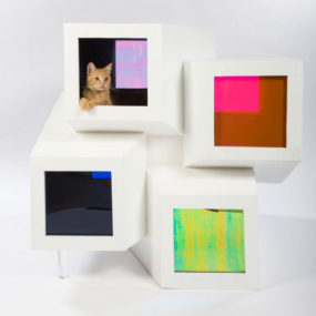 LA Architects Design Cat Shelters for Charity