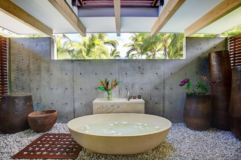 garden bathroom ideas 40 stunning luxury bathrooms with views 11854