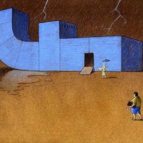 Cartoonist Pawel Kuczynski Takes on Facebook with His Thought Provoking Art