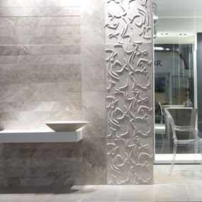 3D Wall Tiles by Lithea