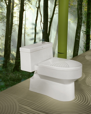 Ryohan Toilet TOTO Ryohan Suite   the ripples on sand