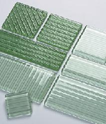 The NeoCollection glass tile series by UltraGlas